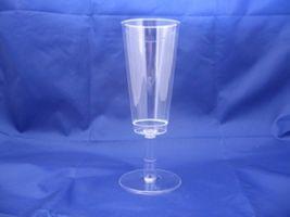 Einweg Sektglas 0,1 ltr. klar VE 500 Stück