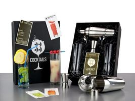 Firmenpräsent Cocktail-Box