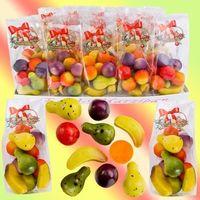 Frischobst 90/10er Edelmarzipan 10 Früchte á 10g VE 25 Stück