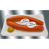Marzipan Wiener Würstchen VE 12 Stück Edelmarzipan je Stück 100 g