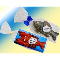 Marzipan Gourmet Fische und Hummer VE 12 Stück mit je 83 g