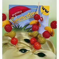 Marzipan Früchtespieß VE 12 Stück Edelmarzipan je Stück 50 g