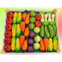 Marzipangemüse 90/10er Edelmarzipan-Gemüse, 41 x Edelmarzipan á 50 g