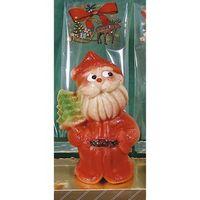 Marzipanfigur Weihnachtsmann VE 12 Stück Edelmarzipan 100 g/St.