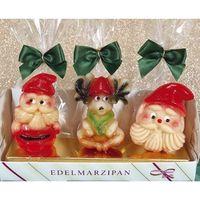 Marzipan Weihnachtsfiguren Relief VE 24 Stück je Stück 23/30 g – Bild 2