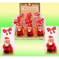 Marzipanfigur Santa Claus VE 15 Stück Edelmarzipan je Stück 25 g