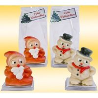 Marzipanfiguren Winter Duo Knuffel VE 20 Stück je 50 g