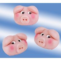 Marzipan Glücksschweinchen VE 60 Stück Edelmarzipan je Stück 25 g