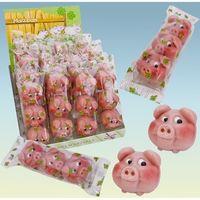 Marzipanfigur Schweinestange 3-fach VE 24 Stück je 60 g