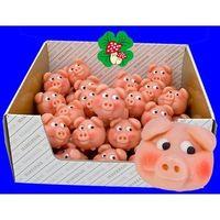 Marzipan Glücksschweinchen lachend VE 60 Stück je Stück 20 g