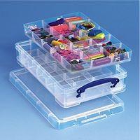 Hobby-Trenner für 4 Liter-Box, stapelbar