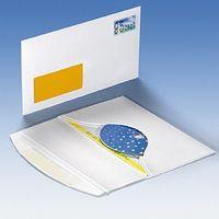 DiscMail CD10 mit Fenster VE: 10