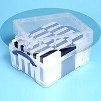 "Deckel für Really Useful Box 7"" Vinyl + LP Medium"