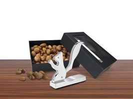 Firmenpräsent Eichhörnchen-Nüsse, Nussknacker