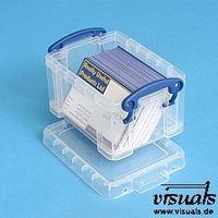Really Useful Box 0,3 Liter Visitenkartenbox 10 Stück