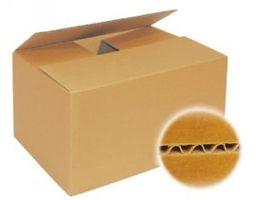 Kartons 420 x 200 x 80 mm einwellig VE 20 Stück