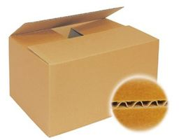 Kartons 700 x 150 x 150 mm einwellig VE 20 Stück