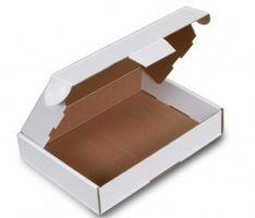 Maxibriefkartons 250 x 174 x 50 mm Weiß DIN A5+ VE 50 Stück