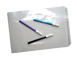 Plastikbeutel mit Haftklebeverschluss 225x310+40mm LDPE 50µ, 1000 St