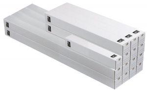 Archiv Planbox 500 x 65 x 65mm Nutzmaß weiss VE 20 Stück