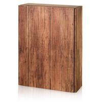 Weinverpackung Präsentkarton Timber Holzoptik dunkel 3er VE 25 Stck – Bild 1