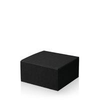 Geschenkverpackung Welle Schwarz Allround -S- VE 25 Stück – Bild 1