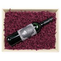Füllmaterial aus farbigem Papier SizzlePak Bordeaux 10 kg