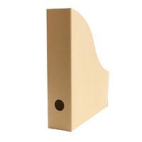Stehsammler Pappe für A4 Format aus Recyclingkarton in Natur – Bild 1