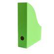 Stehordner Stehsammler A4 Format aus Recyclingkarton in Apfelgrün
