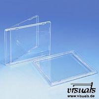CD-Leerhülle (Jewelbox) -  Maße 142 x 125 x 10 -  VE : 25