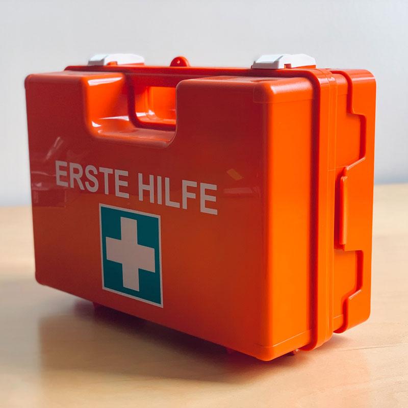 Die passende Erste-Hilfe Ausrüstung