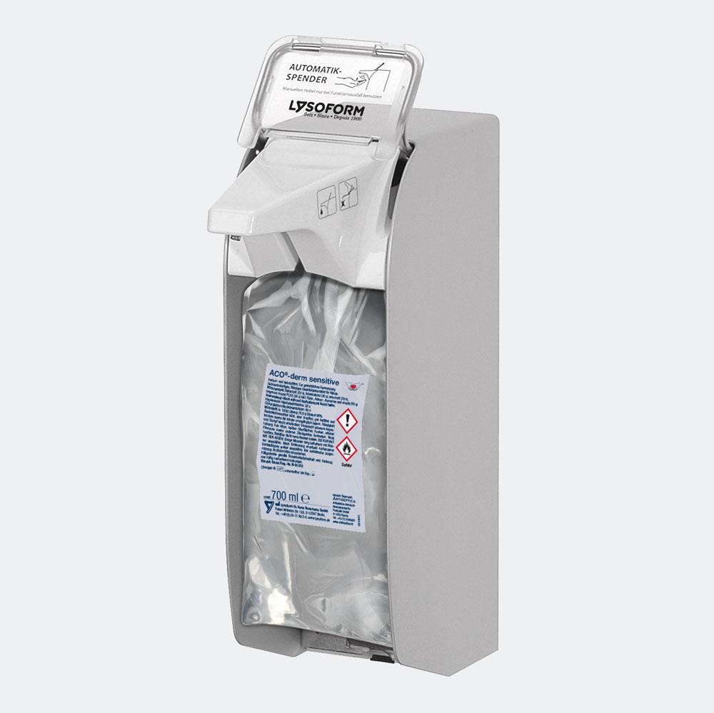 Ophardt Ingo-man plus Touchless 1000ml Eurospender für Desinfektionsmittel und Seife