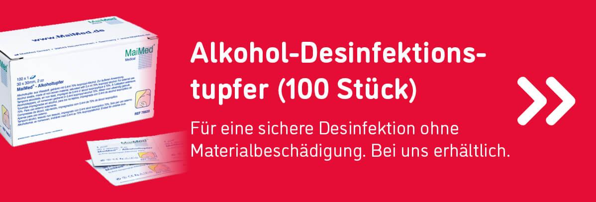 Alkoholtupfer