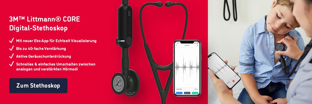 3M Littmann Core Digital-Stethoskop