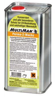 MultiMan Perma-2-Wachs 1 l