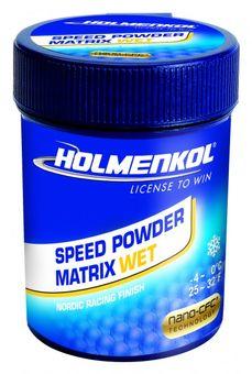 Holmenkol SpeedPowder Matrix WET  30 g
