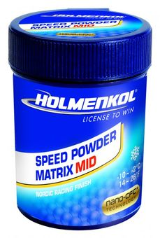 Holmenkol SpeedPowder Matrix MID  25 g