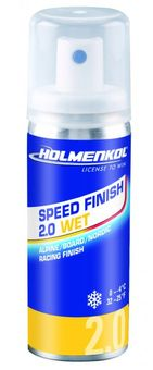 Holmenkol SpeedFinish 2.0 WET  50 ml