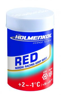 Holmenkol Grip Red 45 g