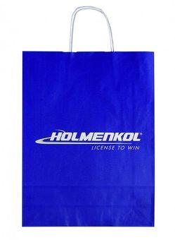 Holmenkol Papiertüten Logo