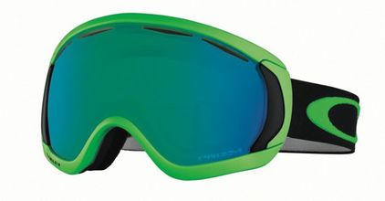 Oakley 80s Green Collection Prizm™ Canopy Snow Goggle Winter - Skibrille