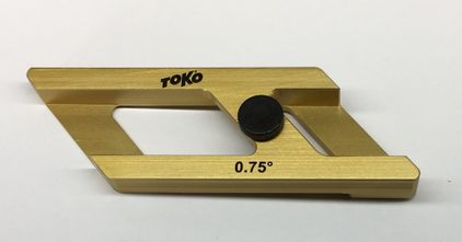 Toko Base Angle World Cup 0,75° für das Kantentuning