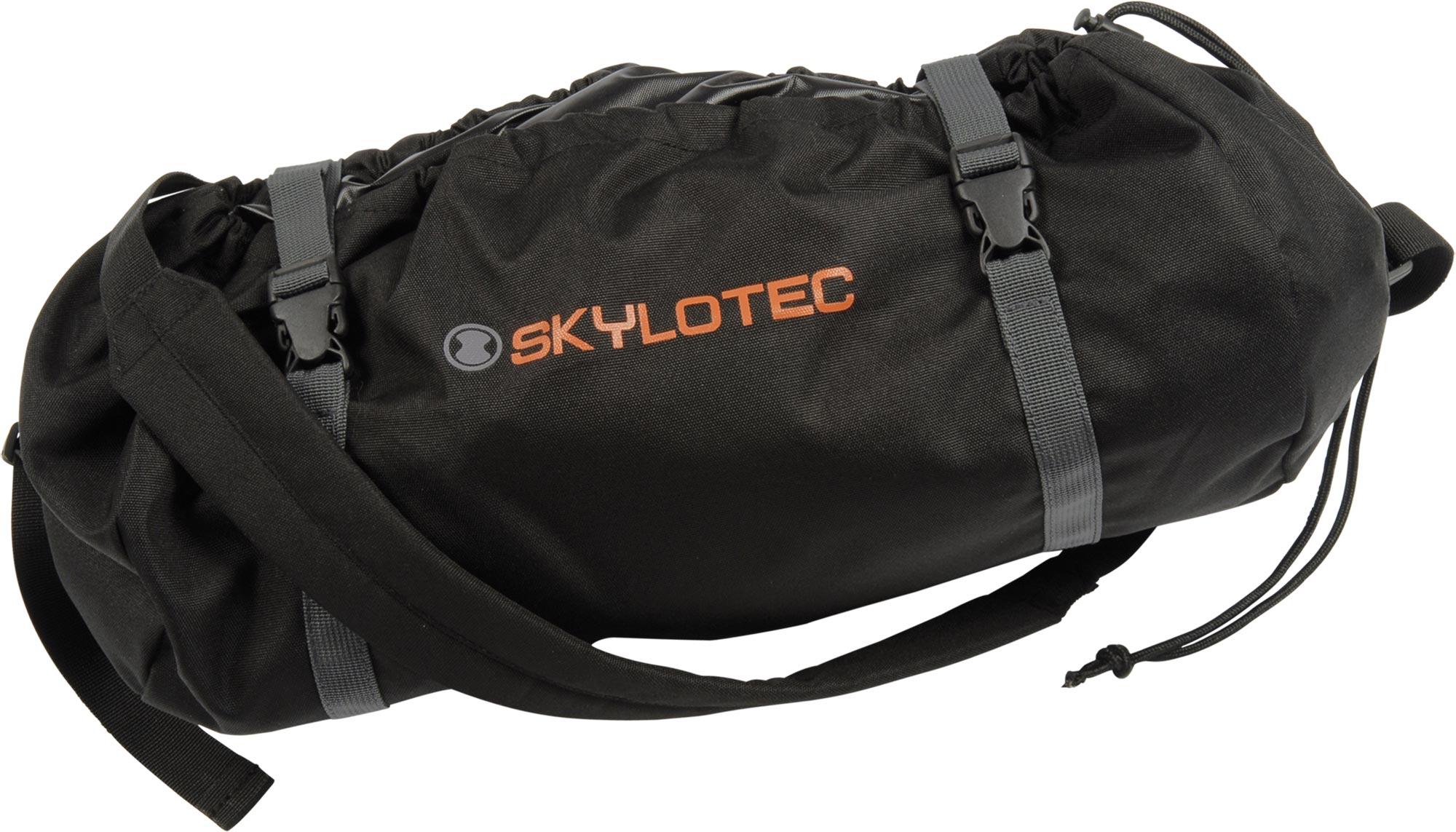 Skylotec Klettergurt Erfahrungen : Skylotec seilsack mit plane für bis zu 80 m seil ropebag klettern