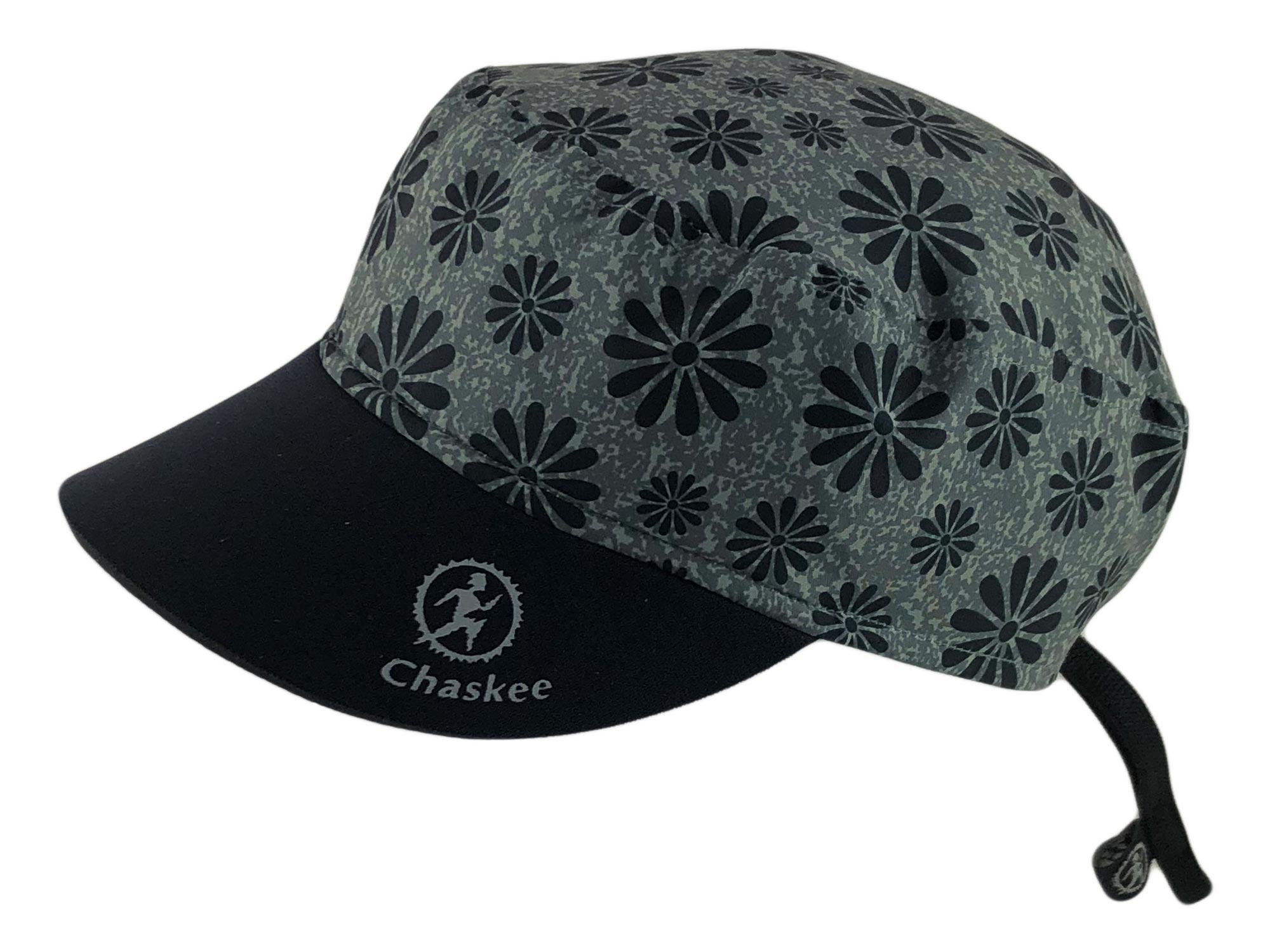 Chaskee-Réversible Cap Happy Flowers