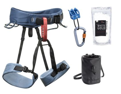 Black Diamond Momentum Package Klettergurt - Women
