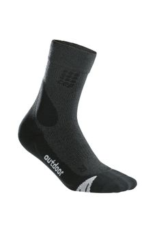 CEP Dynamic+ Outdoor Merino mid-cut Socks, men