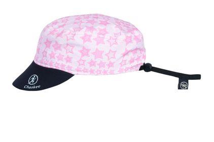 Chaskee Junior Reversible Cap Stars mit Neoprenschild und UV-Schutz 80+