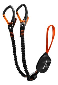 Black Diamond Klettersteigset EASY RIDER VIA FERRATA SET 40 - 120 kg
