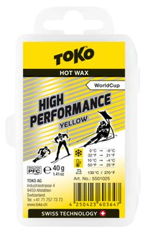 Toko Skiwachs High Performance