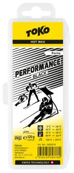 Toko Skiwachs Performance black